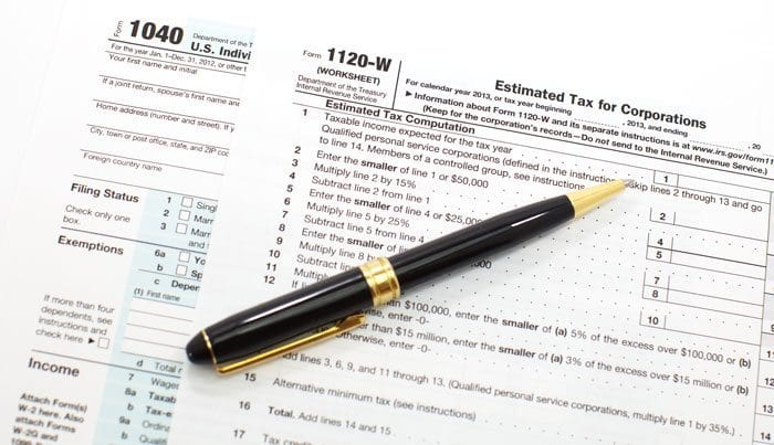 corporate tax return enrolled agents