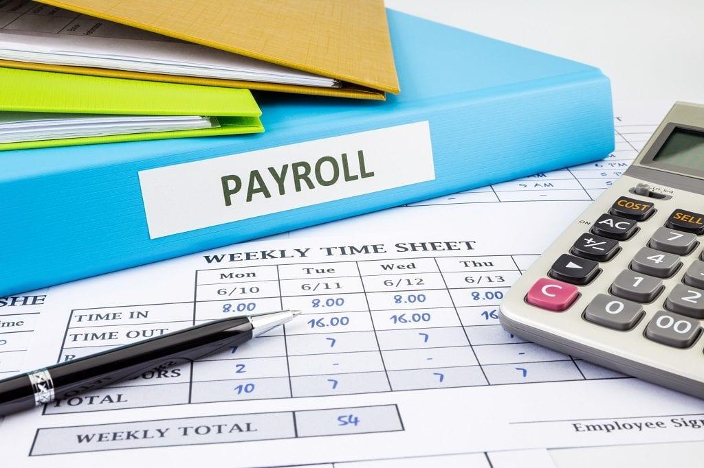Messy Payroll
