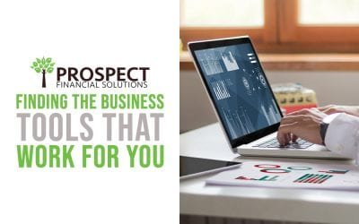 Finding the Business Tools That Work For You