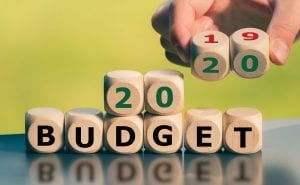 new year budget