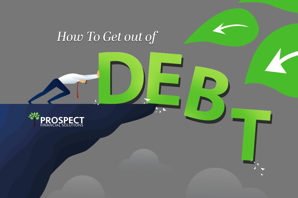 3 practical steps to lower debt in 2021 (from a financial advisor)